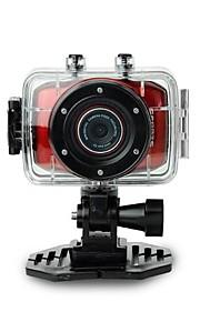 Videokamera - Skærm - 2.0 tommer - 4X - Video Out/Vidvinkel/720P/HD/Anti-Shock/Still Foto Optagelse