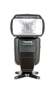 TRIOPO TR-985C Color LCD e-TTL 1/8000 HSS Flash Speedlite for Canon 7D Mark II 5DIII 6D 70D 60D 100D