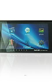 auto achteruitkijkspiegel met 7 inch digitale TFT-LCD-display support mp5