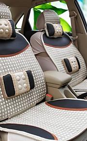 honorv ™ mode vlas auto zitkussen voor alle seizoenen van toepassing op de vijf zits