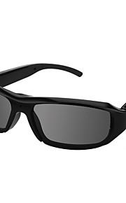 nieuw ontwerp HD1080 zonnebril camera handleiding videorecorder zonnebril verborgen camera zwart