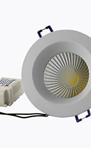 """éclairage 8a 2,5 """"torchis 5W 450lm 2800-6500k blanc chaud blanc / frais encastrés Spots LED AC85-265V"""