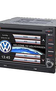 6,2 tommer - Bil DVD-afspiller - 2 Din - 800 x 480