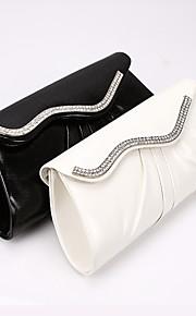 Handbag Faux Leather Evening Handbags Set Auger Banquet Bag Fashion Bride Bag Hand Bag