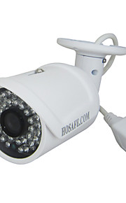 "hosafe mb2wp 1 / 1,3 / 2mpwaterproof 1/3 ""CMOS 1 / 1,3 / 2.0MP ONVIF bullet IP kamera med PoE 36-ir-ledede"