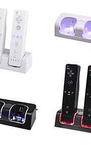 - DF-0019 - Şarj Edilebilir - ABS/Plastik Nintendo Wii - Nintendo Wii
