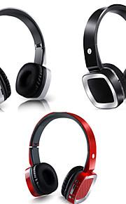 DF-S003 - Hoofdtelefoons - Bluetooth - Hoofdtelefoons (hoofdband) - met met microfoon - voor Mediaspeler/tablet/Mobiele telefoon/Computer