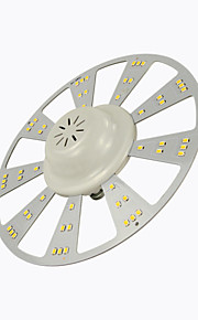 8A Lighting 9W 45xSMD2835 900LM 2800-6500K Warm White/Cool White Led Ceiling Lights Source AC85-265V