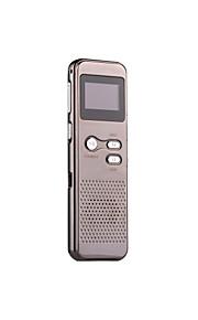 dvr60 usb mini voice recorder ondersteuning TF-kaart max 16gb voice digitale audio-recorder met LCD-scherm wav-formaat