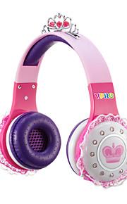 vPro headset af høj kvalitet professionelle børn iført børn headset typen høreværn