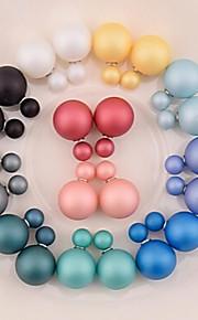 עגילים צמודים - לנשים - סגסוגת