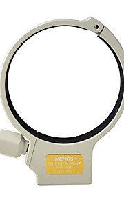 MENGS® Tripod Mount Collar Ring C II (W) For Canon EF 70-300mm F/4-5.6L IS USM