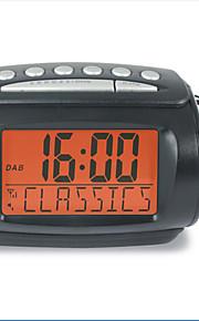 stereo digital FM vækkeur lille dab + radio digital radio