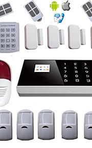 Système d'alarme - SMS/Mobile - GSM/Téléphone