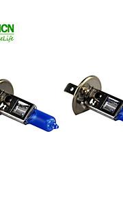 XENCN H1 12V 80W 5300K Xenon Blue Diamond Light Car Headlight UV Filter Halogen Super White HeadLamp