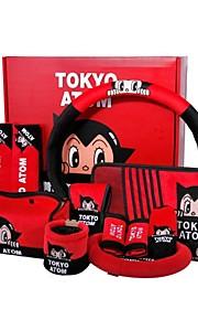 automotive interiør dekoration produkter Astro Boy tegneserie forsyninger i sæt 12pcs / sæt