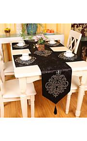 """europæisk stil af høj kvalitet luksuriøse velour bordløber (13 """"x79"""")"""
