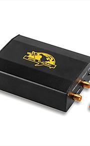 GSM auto alarm en externe motor starter gps voertuig tracker tk103-2