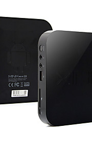 MINIX - NEO X5 - TV Box - Dualcore - voor Android 4.4 - 16GB NAND Flash - ROM 1GB DDR3