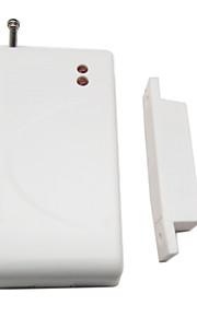 sirène clignotant contacts d'alarme intelligents de sécurité magnétiques avec codage sans fil