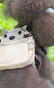 grin med pets® søde Totoro form rejse rygsæk til kæledyr hunde (assorterede størrelser)