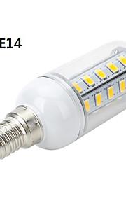 marsing® e27 / e14 6w 600lm 36 x SMD 5730 LED cool Lamp- chaude / de la lumière blanche de maïs (ac 220v)