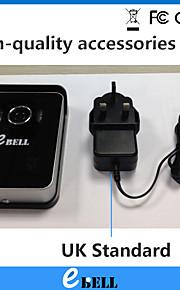 2015 ATZ Wireless Doorbell Video Intercom Doorbell Speaker Camera Wifi Video Peephole Door Camera