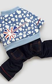 Cappottini/Pantalone - di Cotone/Pile - Blu - Matrimonio/Cosplay
