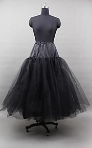 Déshabillés ( Polyester , Noir ) - Robe trapèze/Robe de soirée longue - 4 - 40inch(Approx.101.6cm)