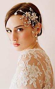 Women's Rhinestone Headpiece - Wedding/Special Occasion Hair Combs 1 Piece