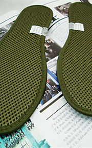 Wood Insoles & Accessories for Insoles & Inserts Black/Green  One Pair