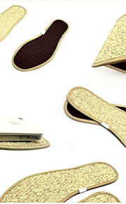 Fabric Insoles & Accessories for Insoles & Inserts Khaki One Pair