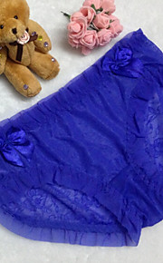 Women's Sexy Ice Silk Panty Briefs