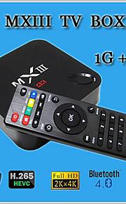 nuovo contenitore di android 4.4 TV mx3 Amlogic S812 quad core 1gb / 8gb wifi hdmi 4k xbmc lettore multimediale Smart TV