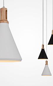 Metal - Lámparas Araña/Lámparas Colgantes - Mini Estilo/Bombilla incluida -Moderno /