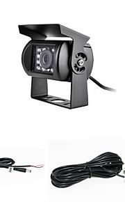 """Bakkamera - 1/4"""" CCD-sensor - 170 grader - 420 TV-linjer - 628 x 582"""