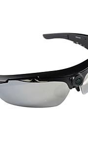 640 * 480p zonnebril camera