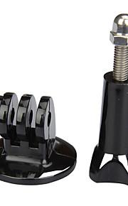Kingma stativ mount med skrue adapter til GoPro tilbehør eller GoPro hero 4/3 + / 3/2/1