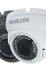 hosafe ™ 2md3 1080p dome udendørs ip kamera ONVIF h.264 nattesyn zoom optik med variabel brændvidde 2.8-12mm