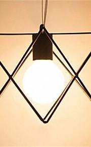 YL Chandeliers LED Ceiling Lights Classic/Rustic/Lodge/Vintage/Lantern/Living Room/Bedroom/Dining Room/Study Room/ Metal