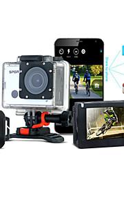 2015 actie camera wifi wdv6000 naadloze video met wifi sport camera sj6000 stijl waterdichte camera duiken 30m 1080p