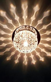 1 stuks G4 3W Geïntegreerde LED LM Warm wit / Natuurlijk wit Verzonken ombouw Plafondlampen V