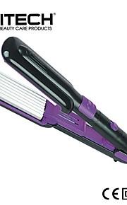 pritech merkevare 2 i en perfekt hår curler aluminiumsplate bredt flatt jern magi berg curler