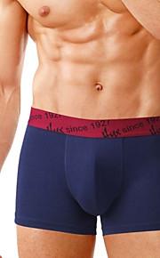 Men Cotton Underwear Boxer Shorts Briefs Trunks Cotton Underpants 4pcs/lot
