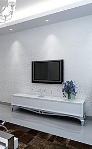 contemporaine papier peint art déco 3d mur de papier peint de damas européen couvrant l'art non-tissé mur de tissu
