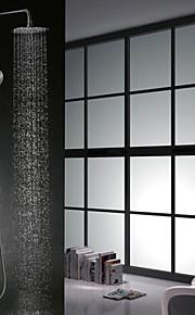 Robinet de douche - Contemporain - Douchette inclue - Acier inoxydable ( Nickel brossé )