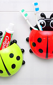 Toothbrush Holders Modern Plastic