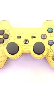 kaart draadloze joystick bluetooth dualshock3 SIXAXIS oplaadbare controller gamepad voor PS3