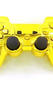 plating trådløse joystick bluetooth DualShock3 SIXAXIS genopladelige controller gamepad til PS3