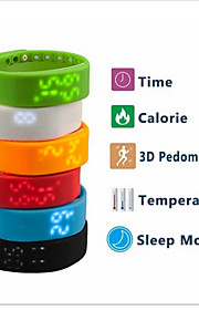 Generic - W2 - Smart Watch - NFC - Mediakontroll - Søvnmonitor - iOS/Android